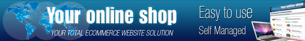 self managed ecommerce website solution